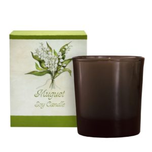Muguet Soy Candle (60 to 70 hours burning time)