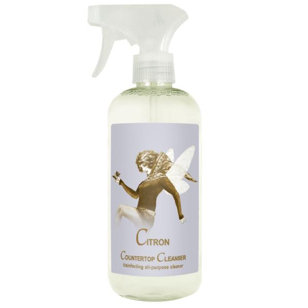 Citron CounterTop Cleanser (19oz)