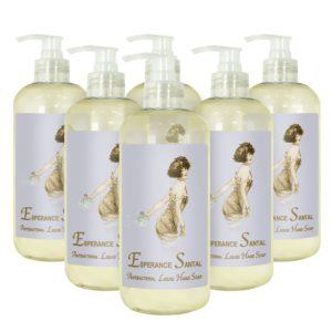 Esperance Santal Antibacterial Liquid Hand Soap (19oz)